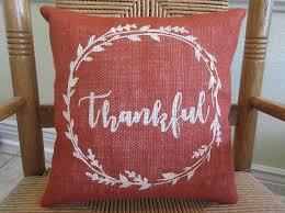 100 best fall pillows images on fall pillows burlap