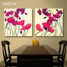 compare prices on flower pop art online shopping buy low price monopoly canvas printed pop art abstract flower painting quadro decorative modern table wall pictures for living
