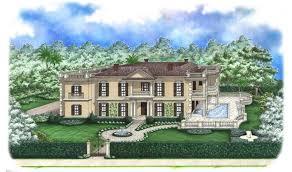 georgian house plans house plans modern contemporary luxury floor plans by weber design