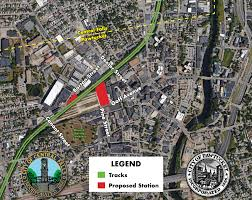 Map Of Mbta by Ri Seeks 14 5m From Feds For New Pawtucket Train Station Wpri
