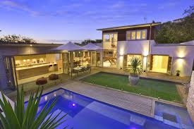 u shaped house plans with pool in middle awesome u shaped house plans with pool in middle ideas best