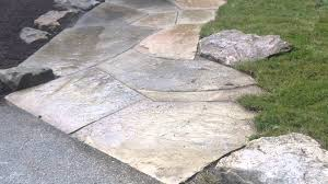 Dry Laid Bluestone Patio by Lucas Landscaping Daniel Lucas Dry Laid Flagstone Walkway Part 2