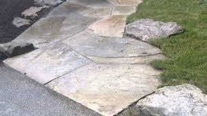 Dry Laid Patio by Dry Laid Flagstone Bluestone Patio Walkway Pa Bluestone Flagstone