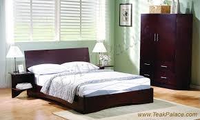 Dipan Kayu Kalimantan jakarta tempat tidur minimalis set kayu jati harga murah mebel jepara