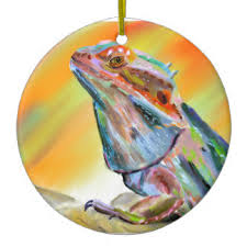 bearded ornaments keepsake ornaments zazzle