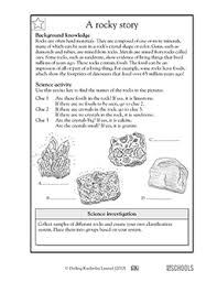 free printable 4th grade science worksheets word lists and