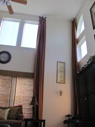 Curtains For Wide Windows by Photo Album 12 Foot Curtain Rod All Can Download All Guide And