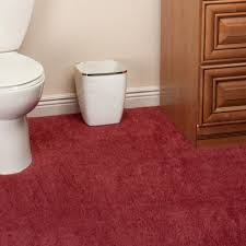 bathroom tile flooring patterned carpet white bathroom tiles