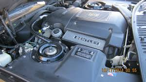 bentley turbo r engine 16 year old dreams about bentley continental r grows up and buys