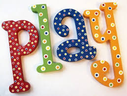best 25 wooden wall letters ideas on pinterest hanging letters
