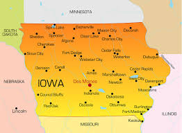 Nursing Compact States Map by Iowa Lpn Requirements And Training Programs