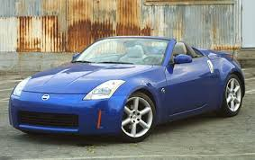 nissan 350z convertible top 2005 nissan 350z information and photos zombiedrive