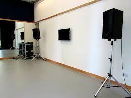 dance studio arts yale nus college