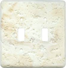travertine light switch plates stonique cameo for the home pinterest light switch plates