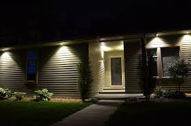 install outdoor garage lights impressive garage lighting ideas with simple outdoor recessed within