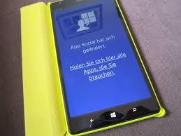 si e social microsoft microsoft stellt app social ein weiterleitung zu windows phone