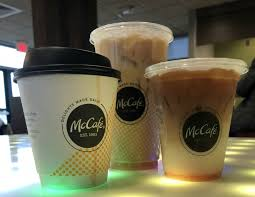 Iced Coffee Mcd review of mcdonald s new mccaf礬 turtle beverages