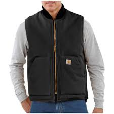 carhartt black friday sale carhartt arctic quilt lined duck vest 108355 vests at