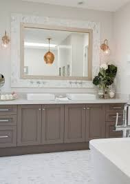 Bathroom Vanity Vancouver by Seattle Master Bathroom Vanities Contemporary With Cream White
