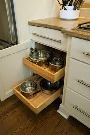 kitchen cabinet roll out drawers shelves awesome rolling kitchen cabinet sliding shelves shelf