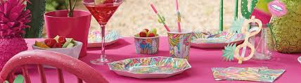 Tropical Party Themes - hawaiian party theme summer party by party pieces