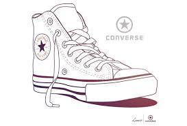 lean13 x converse all star on behance