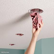 11 tips on remove popcorn ceiling faster and easier