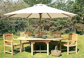Patio Table Umbrella Insert Garden Table Parasol Insert Garden Table Chairs And Parasol Set