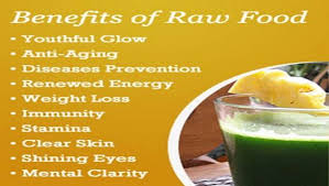 foods included in a raw food diet jpg