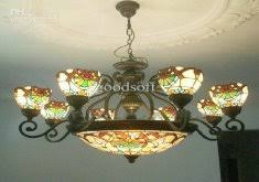 Stained Glass Light Fixtures Dining Room Amazing Style Dining Room Lights Gallery Best