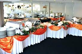 buffet table decorating ideas table for decoration modernriverside