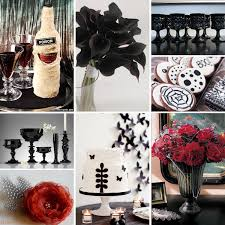 35 Red And Black Vampire by 35 Red And Black Vampire Halloween Wedding Ideas Deer 35 Red And