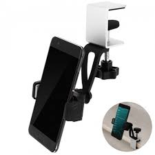 support smartphone bureau support smartphone rotatif anti dérapant accroche sur table