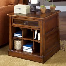 Living Room End Tables With Storage Exquisite Decoration Storage End Tables For Living Room Warm
