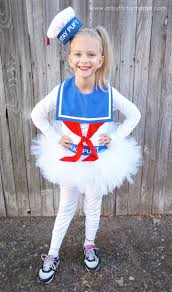 stay puft marshmallow costume diy girly marshmallow costume artsy fartsy