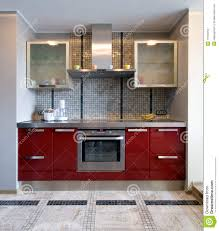 cuisine stock cuisine moderne neuve photo stock image du plafond matériel 11678184