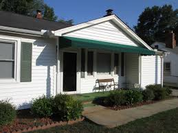 Porch Awnings Residential Awnings Greenville Sc Greenville Awning Co
