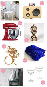 cool wedding gifts 8 cool wedding presents i d like to own unique wedding gifts