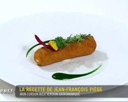 recette cuisine gastronomique recette le cordon bleu gastronomique