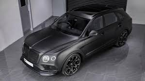 suv bentley white kahn design thought bentley u0027s bentayga suv needed a le mans edition
