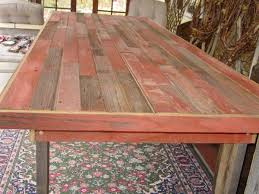 Barnwood Dining Room Tables Amazing Barnwood Dining Table From The Riverwood Reclaimed Wood