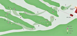 Magic Mountain Map Disc Golf Finds Home At Magic Mountain The Manchester Journal