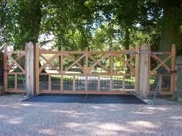 wooden u0026 metals driveway gates design ideas home decorating ideas