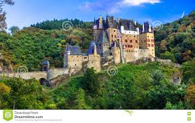 burg eltz one of the most beautiful castles of europe germany
