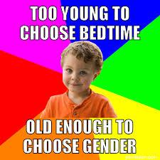 Agenda Meme - transgender agenda australia john le bon