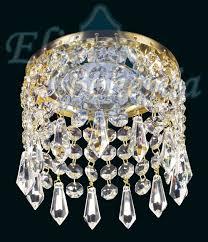 Czech Crystal Chandeliers Czech Crystal Chandelier Farmhouse Lighting Golden