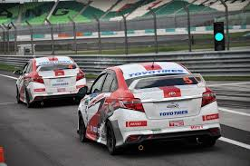 toyota international toyota aims to promote local motorsports with vios challenge