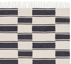 Stripe Indoor Outdoor Rug The Emily Meritt Ticking Stripe Indoor Outdoor Rug Swatch