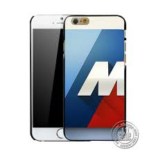 logo bmw m slim bmw m series m3 m5 logo cover case hard protective phone