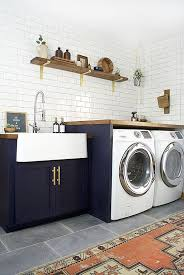 White Laundry Room Cabinets Navy Laundry Room Jpg